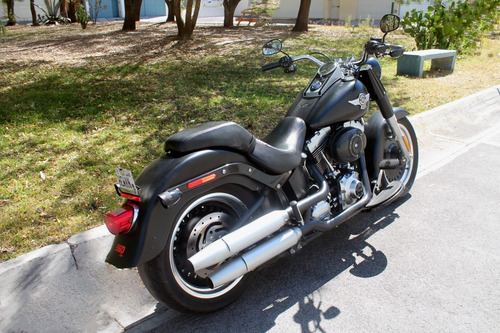 harley davidson softail fat boy 2014, 1690 cc