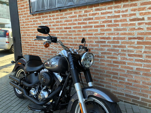 harley-davidson softail fat boy special 2015