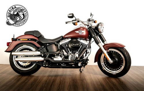 harley davidson - softail fat boy special