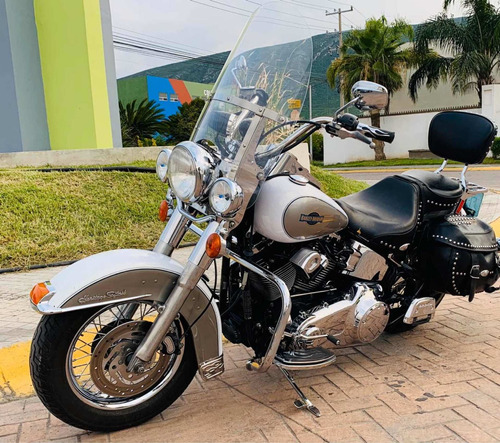 harley-davidson softail heritage 2008 impecable lista para r
