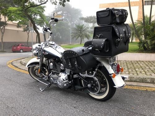 harley davidson softail moto