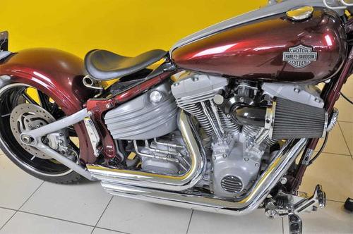 harley-davidson softail rocker/ rocker c 1584cc 2009