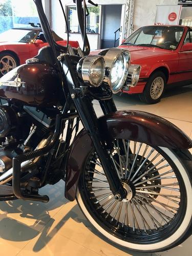 harley davidson softail slim 103 perm,financ defranco motors