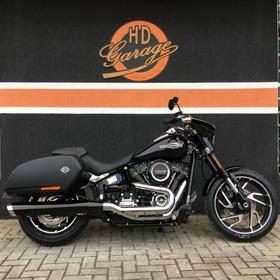 Harley Davidson Softail Sport Glide 2019
