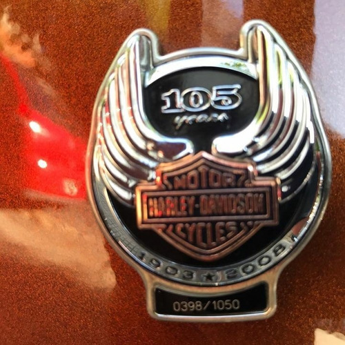 harley davidson softail springer cvo 105 aniversario