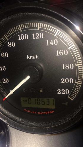 harley-davidson sportser xl  1200 cc