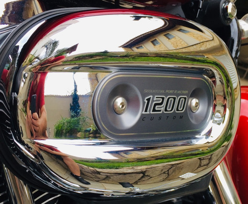 harley davidson sportster 1200 / 2013