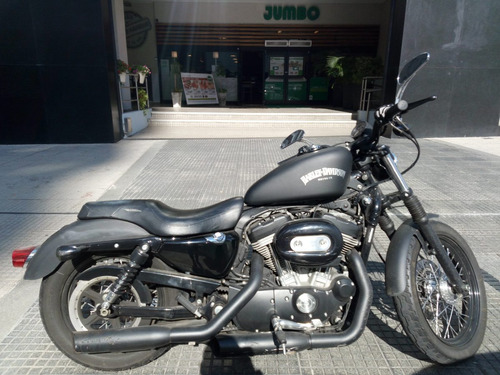 harley davidson sportster 883 low 2010 13.000 km impecable!