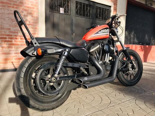 harley davidson sportster 883 r (no iron 883, custom, low)