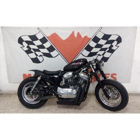 Harley-davidson Sportster Cafe Racer  883 C.c. 2005
