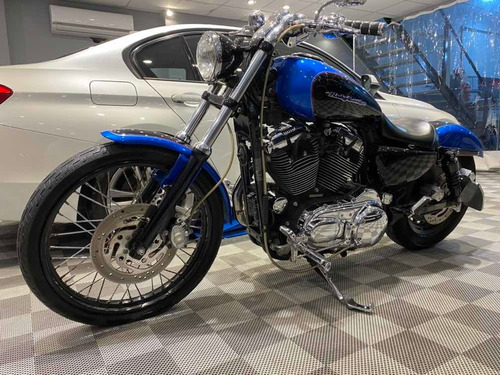 harley davidson sportster custom 1200 2004