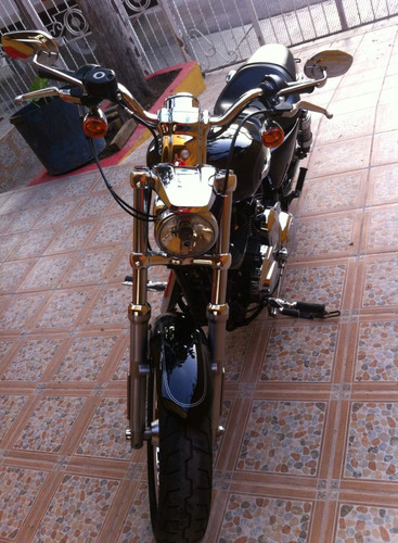 harley davidson sportster custom 1200 (abs)