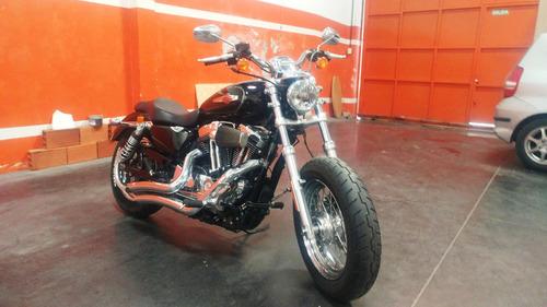 harley davidson sportster custom xl1200c escucho oferta