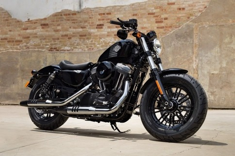 harley davidson sportster forty-eight 0km.