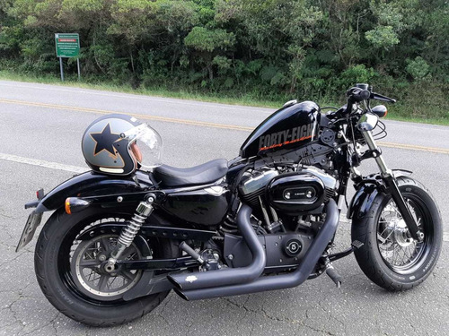 harley davidson sportster forty eight 2015 preta