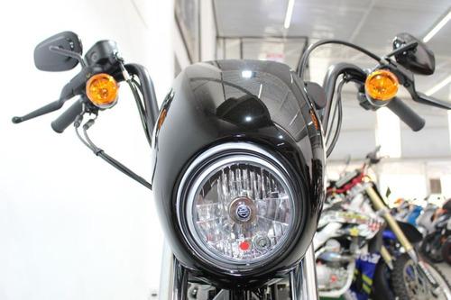 harley davidson sportster iron 1200 2019 preta