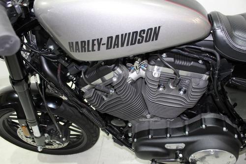 harley davidson sportster xl 1200 cx roadster 2017 prata