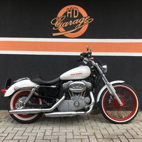 Harley Davidson Sportster Xl 883 Custom 2004 Carburada