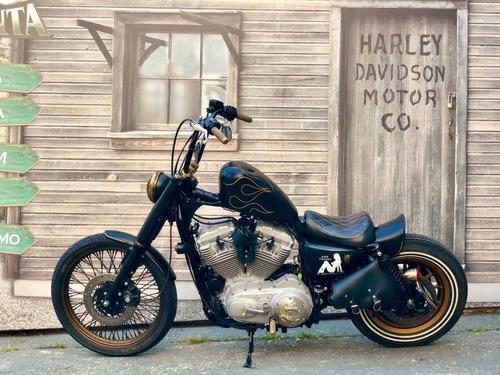 harley davidson sportster xl 883 customizada