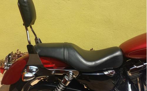 harley davidson sprtster xl1200 custom 2014