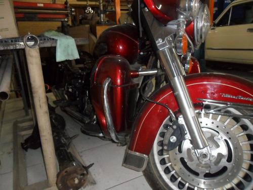 harley-davidson street glide triciclo trike(não vendo peças)