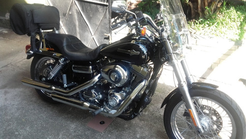 harley davidson super dina 1600 cc año 2011 con 1300 km