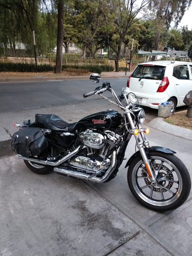 harley-davidson super low