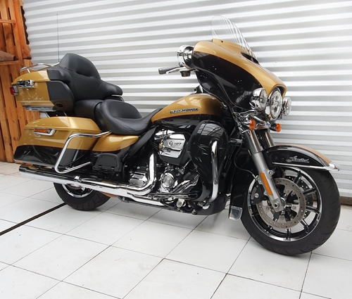 harley davidson touring ultra limited 107