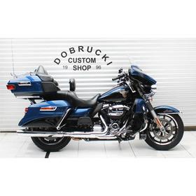 Harley Davidson Touring Ultra Limited Edição 115 Anos