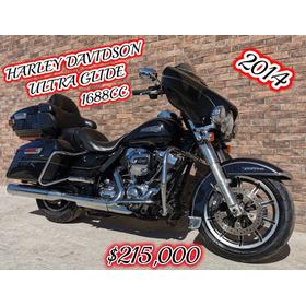 Harley-davidson Ultra Glide 2014