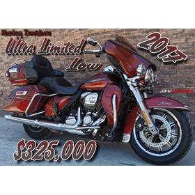 Harley Davidson Ultra Limited Low
