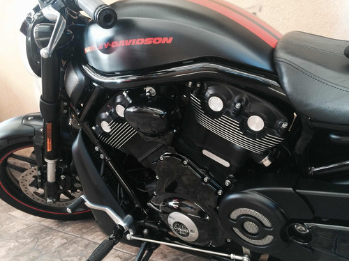 harley davidson v-rod night rod