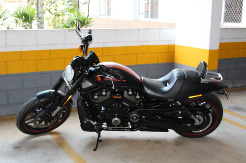 harley-davidson - v-rod night rod special
