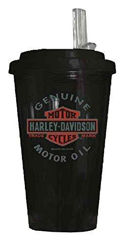 harley-davidson vasos copa del viaje, bar genuino