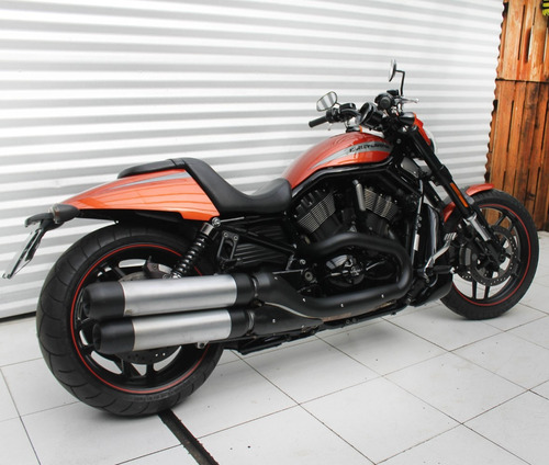 harley davidson vrsc night rod