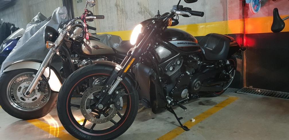 Ficha Técnica Da Harley Davidson V Rod Vrscdx Night Rod: Harley Davidson Vrsc V-rod Edição Limitada