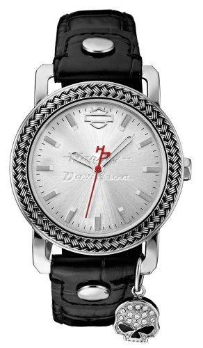 harley-davidson willie g. las mujeres del encanto del reloj