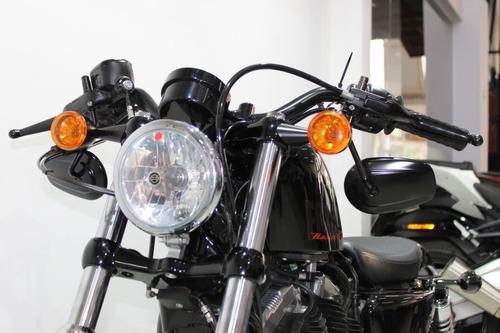 harley davidson - xl 1200 x forty eight - 2015 preta