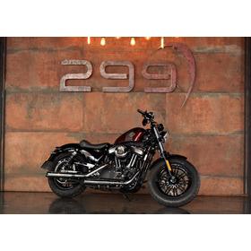 Harley-davidson Xl 1200x Forty Eight