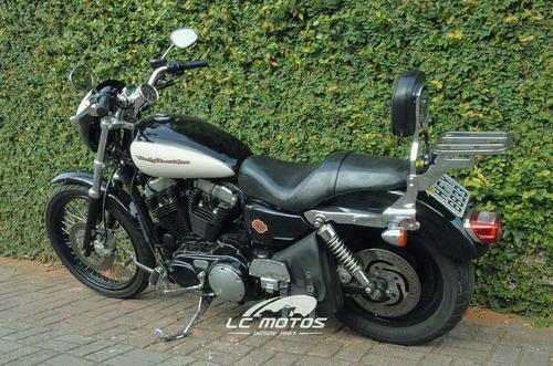 harley davidson xl 883 custom 2007