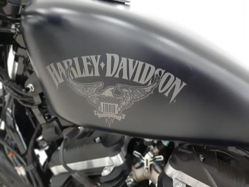 harley davidson xl 883 n 2018 15.000kms