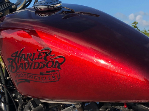 harley-davidson xl 883 sportster low