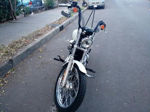 harley-davidson xl custom 883cc
