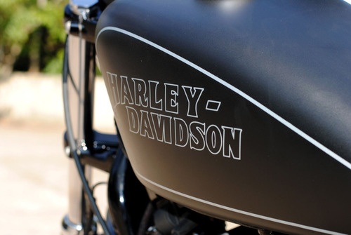 harley davidson xl833 r