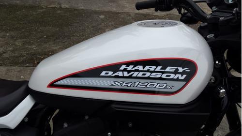 harley davidson xr 1200 x - cafe racer