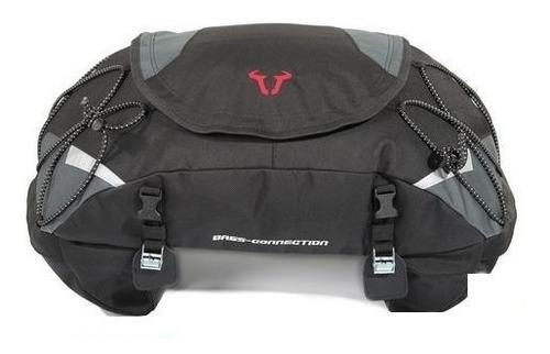 harley maleta moto 50lt cargo bag funda impermeable cinchos
