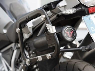 harley porta herramientas tool  box tube todo tipo de motos