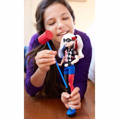 harley quinn dc super hero girls batman joker guason barbie