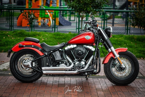 harley softail slim
