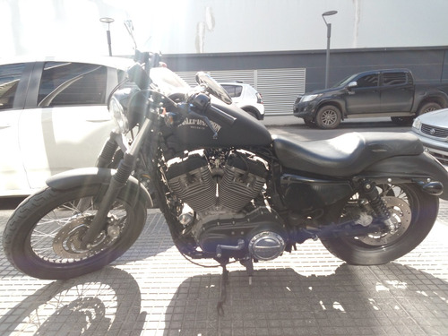 harley sportster 883 low 2010 13.000 km impecable!